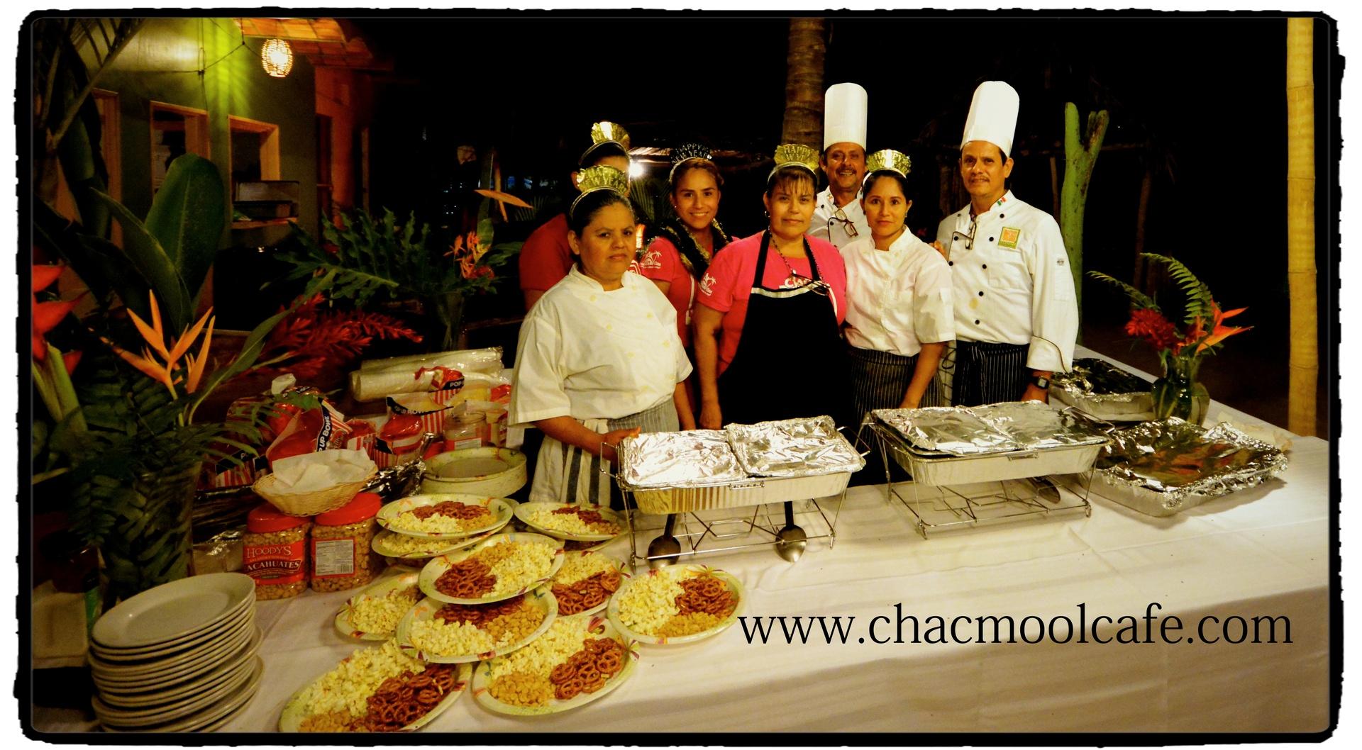 Chacmool staff chacala riviera nayarit